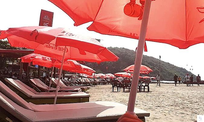 Goa Travel blog ozran