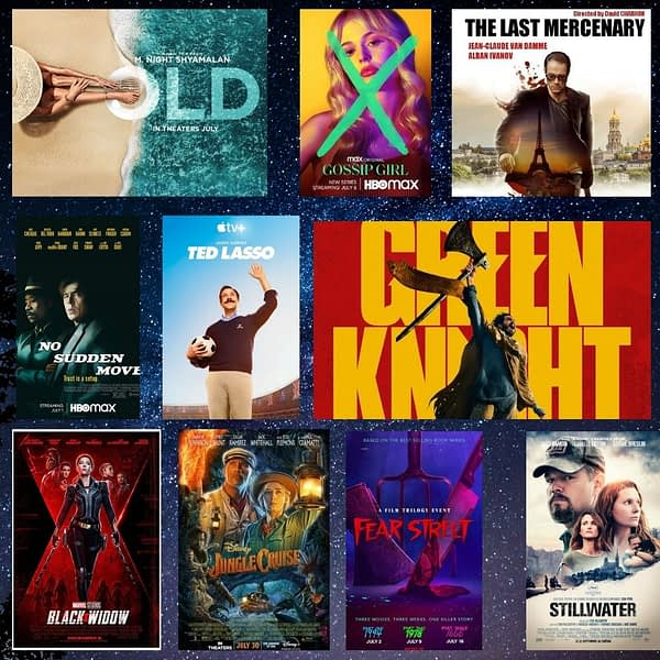 July what to watch