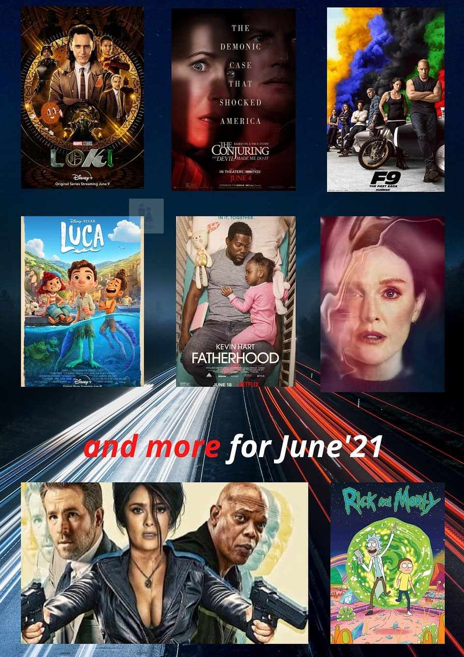 what to watch in june 2021